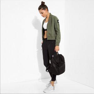 Adidas Windbreaker Bomber Jacket
